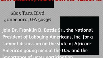 Do Black Lives Really Matter Summit