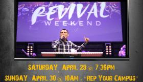 Cross Culture Church 5th Sunday Weekend