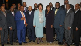 Prayer Breakfast Pastor Honorees