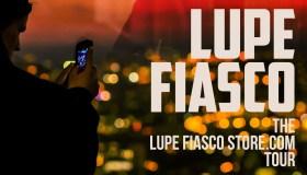 The Lupe Fiasco Store.Com Tour