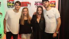 Chainsmokers' Santa Slam Meet and Greet!
