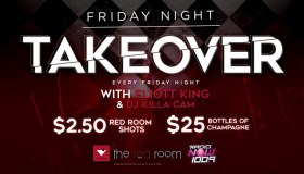 Friday Night Takeover Graphic