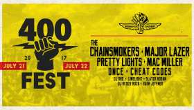 400 Fest Flyer- Indianapolis