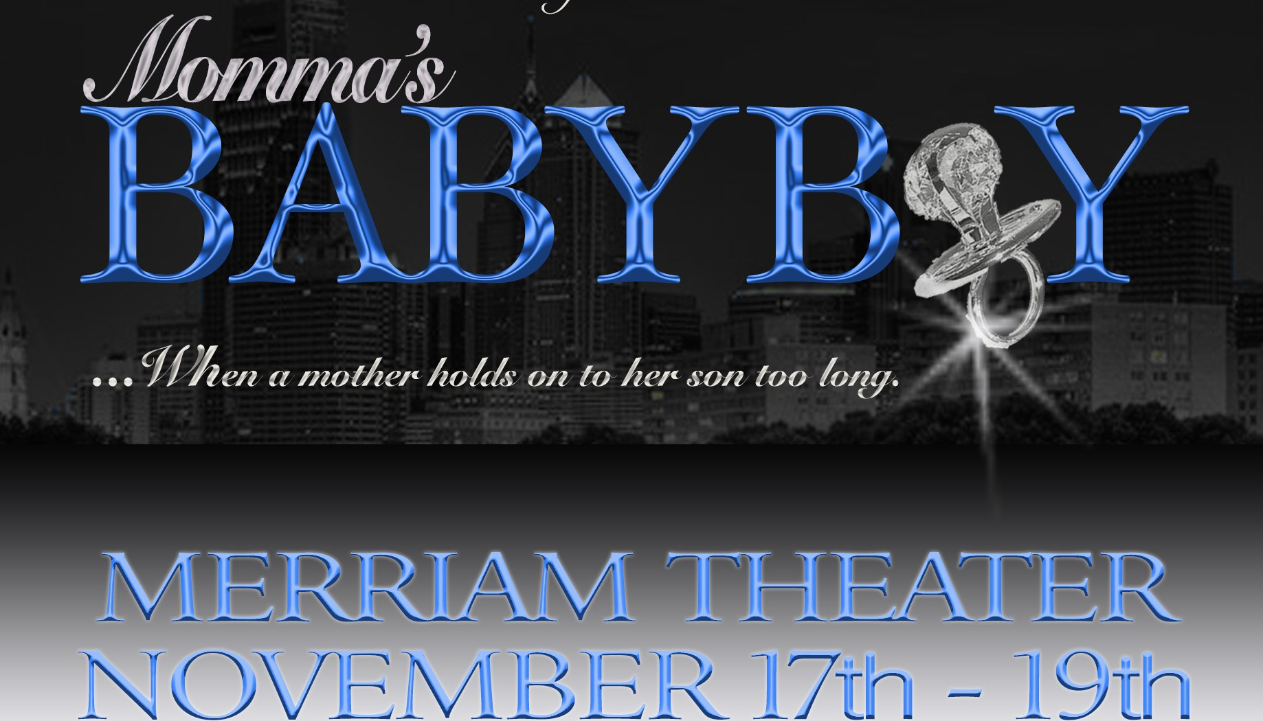Baby Boy PTP front flyer