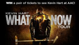 Kevin Hart's What Now Tour Ticket Giveaway