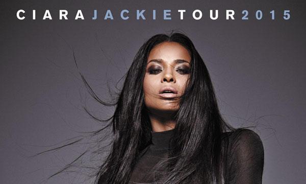 Ciara Jackie Tour