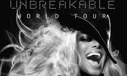 Janet Jackson's Unbreakable Tour