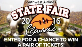 Southwest Airlines 2016 State Fair Classic
