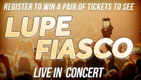 lupe fiasco ticket giveaway