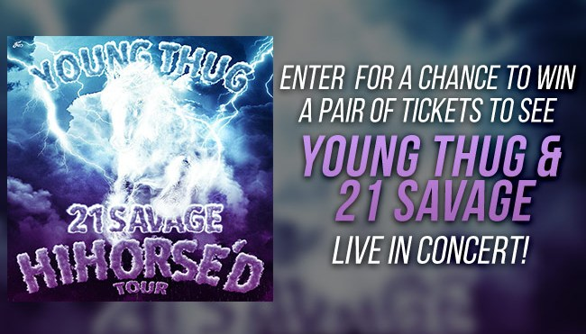 Young Thug HIHORSE'D Tour Ticket Giveaway_Enter-to-win Contest