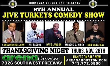 Jive Turkey Comedy Jam
