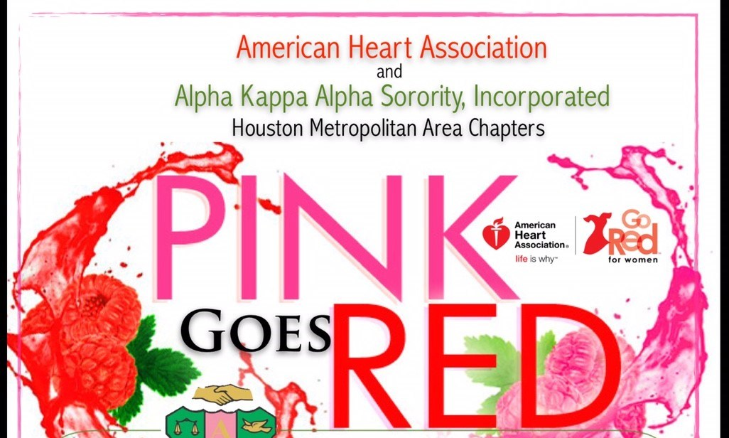 A.K.A. Pink Goes Red