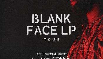 SCHOOLBOY Q - BLANK FACE TOUR