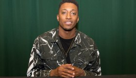 Lecrae Moore Signs Copies Of His New Book 'Unashamed'