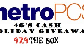METRO PCS HOLIDAY 4GS