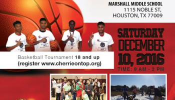 """CHERRIE ON TOP """"6TH ANNUAL GET FIT FOR CHRISTMAS"""""""