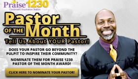 Pastor of the Month Contest