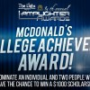 mcdonalds lamplighter award DL