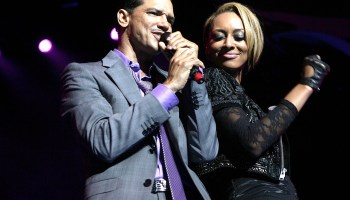 Janet Jackson Performs At The 2010 Essence Music Festival - Day 1
