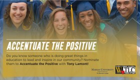 Accentuate the Positive Contest