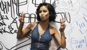 Jhene Aiko Visits Music Choice's 'You & A'