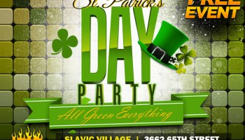 St. Patricks Day 2016