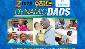 Dynamic Dads Father's Day Contest