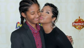 Toni Braxton And Son