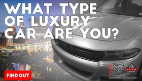 Which Luxury Car Are You
