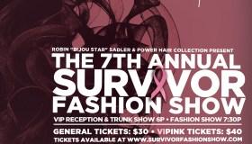 cancer survivor show bijou