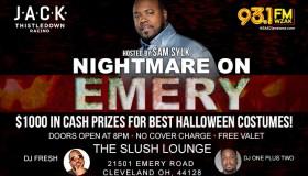nightmare on emery