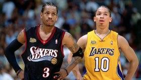 2001 NBA Finals: Philadelphia 76ers vs. Los Angeles Lakers