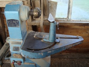 Viceroy short bed lathe