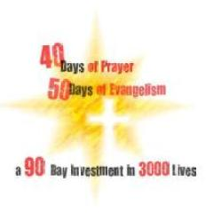 50 Golden Days Resources: Christian Witnessing and Evangelism
