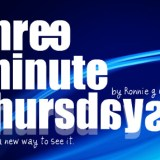 Three Minute Thursday – What is the GREATEST sin in America?