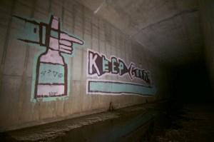 JF Conduit Graffiti artist baltimore