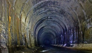 Jones Falls Conduit Old tunnel