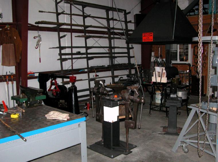 Golden Age Forge39s New Shop