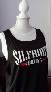 Bedrijfslogo Silfhout Boxing