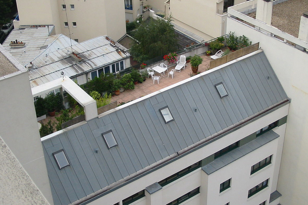 Toiture Plate Solution La Toiture Plate Rooftop Spirit