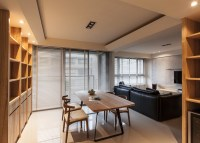Taiwanese Apartment Interior Design