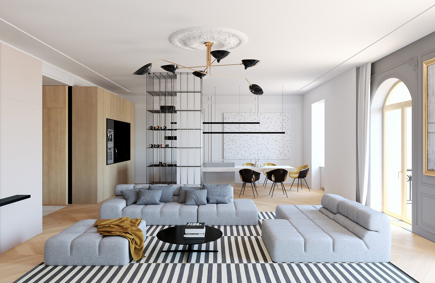 Modern Decor How To Arrange A Trendy Minimalist Home Design With Modern