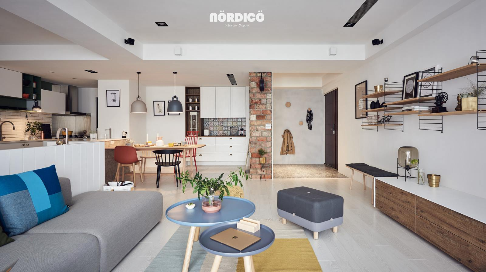 Nordic Design Furniture Nordic Living Room Designs Ideas By Nordico Roohome