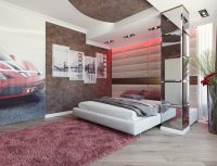 Modern And Minimalist Bedroom Decorating Ideas So ...