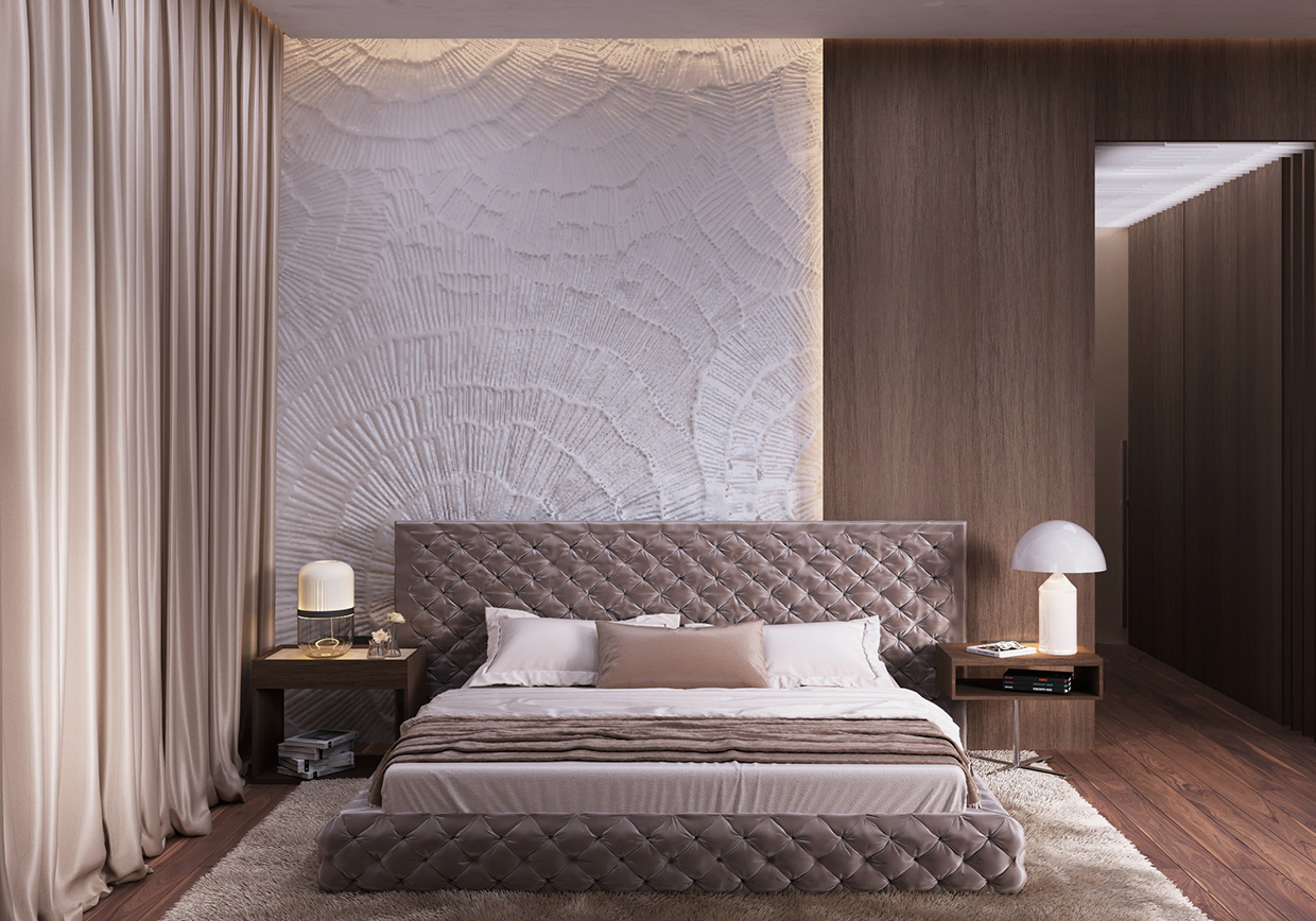 Modern Bedroom Design Ideas With Creative Designs Look Fabulous Roohome