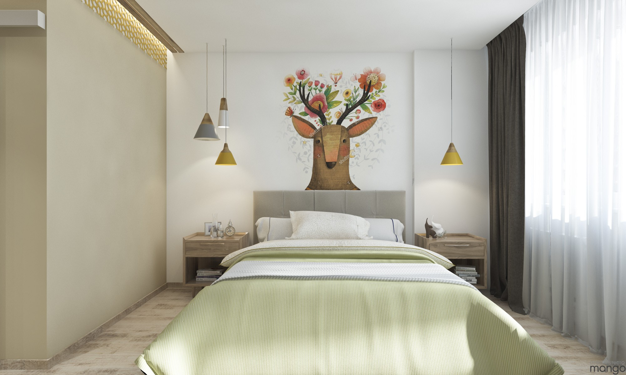 Mango Design 3 Contemporary Bedroom Designs Demonstrate A Perfect And