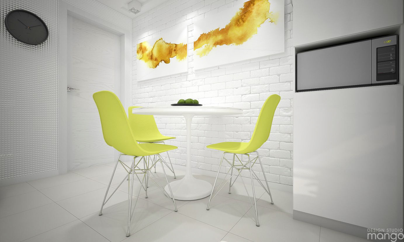 Mango Design Inspiration To Decor Small Dining Room Designs With A