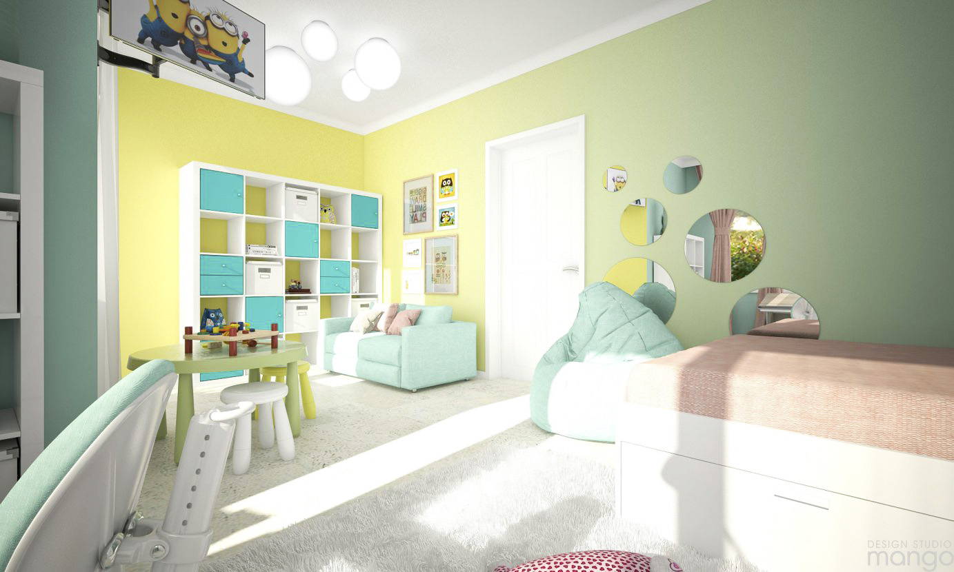 Mango Design Variety Of Girls Room Designs Combined With Colorful And