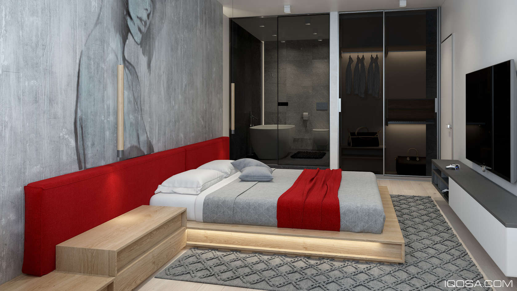 Bedroom Studio Ideas Luxury Small Studio Apartment Design Combined Modern And