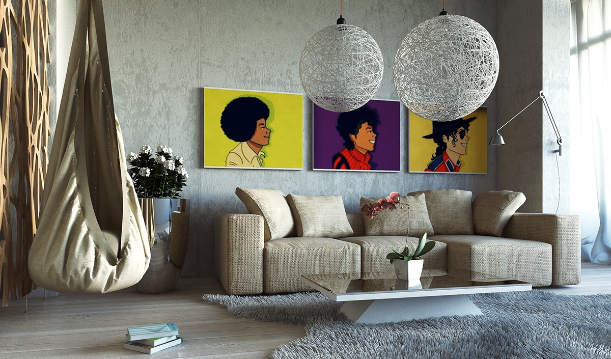Modern Living Room Designs With Perfect And Awesome Art Decor Looks Stunning Roohome